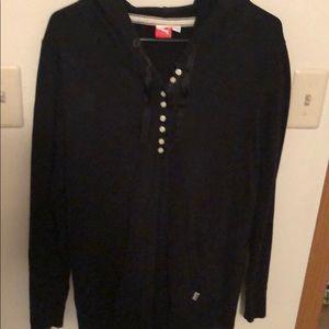 Black PUMA hoodie 🖤